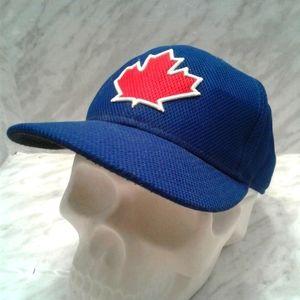 Toronto Blue Jays Hat Blue MLB New Era Cap 7 1/8